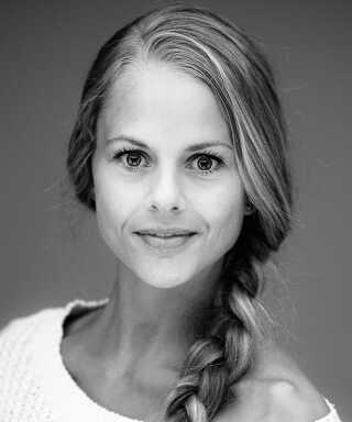 Maria Johansen blogger om bøger under navnet 'Book me up, Scotty!'