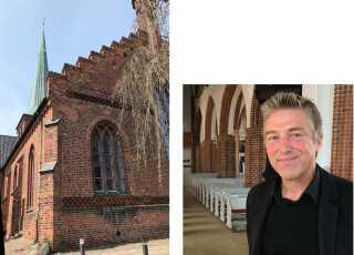 Christian von Tangen Sivertsen er sognepræst i Vor Frue Kirke i Nyborg. Han er rigtig glad for, at kirken har mulighed for at hjælpe de familier, der har brug for en økonomisk håndsrækning.
