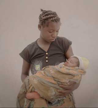 Mulenga fra Zambia var 14 da hun fødte sin datter Felicity. 214 millioner kvinder har stadig ikke adgang til prævention