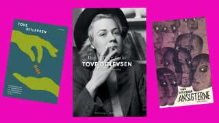 'Det tidlige forår' er en samlet udgave af de to første bind i Tove Ditlevsens erindringstrilogi, som oprindeligt udkom i 1967. Tredje bind 'Gift' udkom i 1971. Romanen 'Ansigterne' kom i 1968.