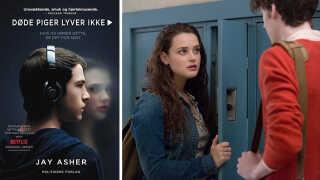 Tv-serien 'Døde piger lyver ikke' ('13 Reasons Why') havde premiere på Netflix i 2017. Der er allerede kommet en sæson to, og en tredje sæson er på vej senere i år.
