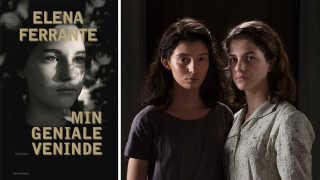'My Brilliant Friend' havde premiere på HBO i november 2018. En anden sæson - baseret på den anden bog i rækken - er på vej.