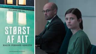 Tv-udgaven af 'Størst af alt' kan ses på Netflix. I serien, der på Netflix hedder 'Quicksand', medvirker blandt andre David Dencik (tv.).