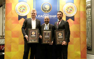 Restudy har vundet The Asian Education Leadership Award i Dubai for projektet Equal Learning