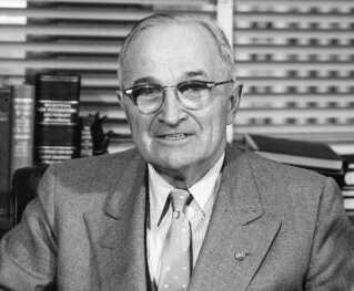 Præsident Harry Truman slap ikke heldigt fra en situation, hvor han forsøgte at udnytte sine omfattende magtbeføjelser.