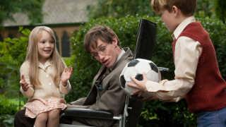 Eddie Redmayne vandt en Oscar i år for sin rolle som videnskabsmanden Stephen Hawking i 'Teorien om alting'.