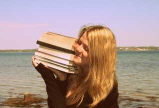 Rikke Simonsen er bloggeren bag 'Flyv med mig'.