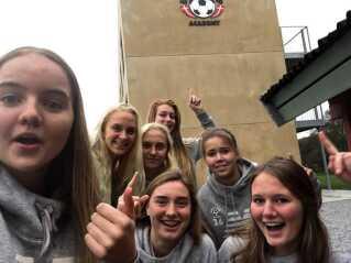 Danskernes Idrætspris: Dana Cup Academy
