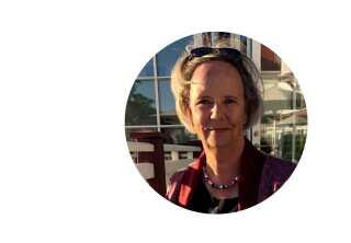 Nina Kjær, 65 år.