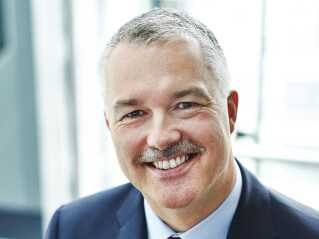 CEO i Scandlines, Søren Poulsgaard Jensen, forstår ikke den danske transportministers kritik.