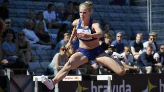 Sara Slott Petersen er dansk atletiks store håb ved VM i Beijing.