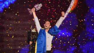 Måns Zelmerlöw scorede intet mindre end tolv 12-taller ved årets Eurovision-finale.