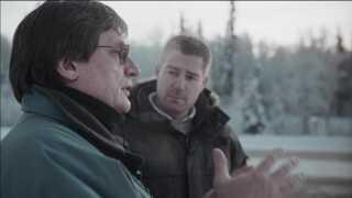 Professor Vladimir Romanovski ser alvorlige konsekvenser af klimaforandringerne i Alaska.