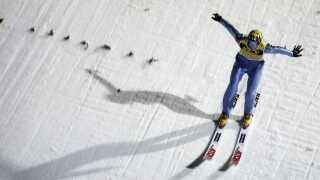 Janne Ahonen er en af de mest vindende hoppere i historien.