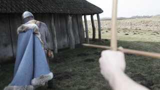 På Kongens Togt får du sanserne i spil, når du går på opdagelse i vikingetiden og middelalderen