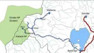 Alatash nationalparken ligger på grænsen til Sudan, lige ved siden af en langt større nationalpark, som måske også huser løver.