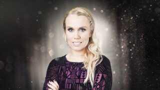 Greta Salóme repræsenterede også Island tilbage i 2012.