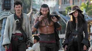 Piraterne i 'Black Sails' er spillet af lidt for kønne mennesker, mener Morten Tinning.