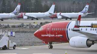 Norwegian lader nordiske helte pryde halerne på dets fly. Der var dog en nordmand, som ikke fik lov til at komme på.