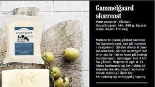Gammelgaard ost