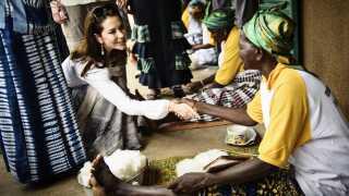 I Burkina Faso april 2016