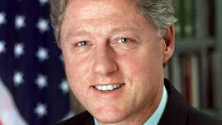 Præsident 1993-2001.