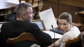 Socialdemokraterne ønsker ikke en dansk EU-afstemning.