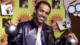 Craig David vandt to MTV Europe Music Awards i 2001.