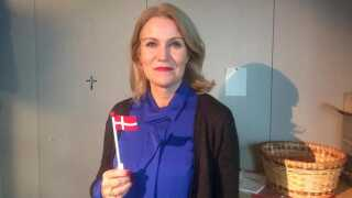 For tidligere statsminister Helle Thorning-Schmidt er særligt ordet frihed tæt knyttet til ordet danskhed.