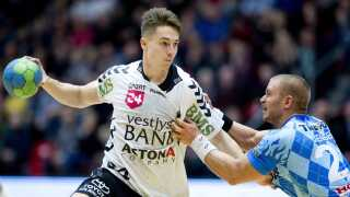 Michael Damgaard fra tiden i Team Tvis Holstebro.