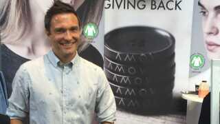 Kasper Eis håber på, at AMOV kan gå fra fra 10 til 30 kunder i løbet af 2017.