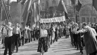 Første maj demonstrationer i Fælledparken