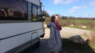 Lykke Atzen drømmer om at få sin egen autocamper, som hun vil bo i året rundt.
