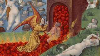 Man kom i skærsilden for at blive renset for sine syndere. Havde man levet et særligt syndfuldt liv, kunne man se frem til hele 100 år i de rensende flammer.
