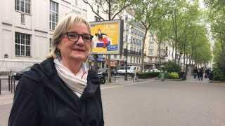 Claire Lamon er skuffet over de franske politikere, men har alligevel besluttet sig for at stemme på den konservative kandidat Francois Fillon.