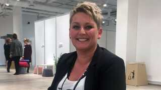 Mia Kjær er 43 og startede for kort tid siden i fertilitetsbehandling. Foto: Christine Hyldal