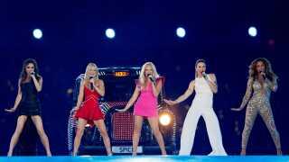 Seneste gang de fem Spice Girls optrådte sammen, var til OL-afslutningen i London i 2012.