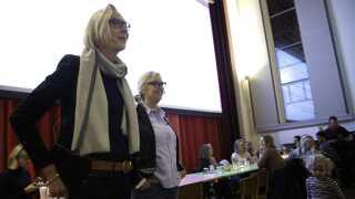 DRs generaldirektør Maria Rørbye Rønn kommer rundt i landet for at høre, hvad folk synes om DR i særdeleshed og public service i almindelighed.