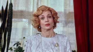 Maude Varnæs blev spillet af skuespilleren Malene Schwartz