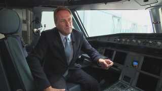 Koncerndirektøren i SAS varsler nye ruter fra København.