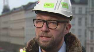 De ansatte vil få deres penge. Sådan lyder løftet fra Sigurd Nissen-Petersen, der er driftsdirektør ved hovedentreprenøren Copenhagen Metro Team.
