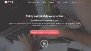 Glitnr 'disrupter' advokatbranchen ved at skabe en digital platform for juridisk rådgivning.