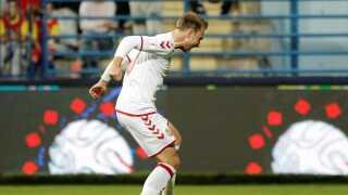 Christian Eriksens tidligere scoring var nok for Danmark.