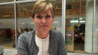 Dorthea Poppe Rasmussen har været med til at udvikle ny app til unge i gymnasiet.