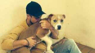 Søren Bruun med sin hund Frigg. Den skal nu aflives, lyder det fra Højesteret.