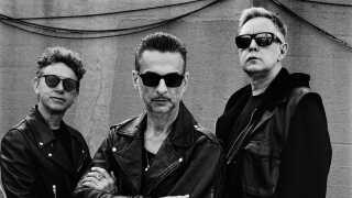 Depeche Mode består af Martin Gore, frontmand Dave Gahan og Andy Fletcher.