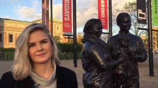 Gymnasieelev Cille Marie Esbensen ville lave mange udgaver af 'En rigtig dansk familie', hvis hun kunne vælge.