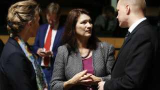 Den svenske EU-minister, Ann Linde, er overbevist om, at forholdet mellem Danmark og Sverige vil forblive godt.
