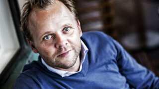 Filminstruktør Tomas Villum Jensen stod på plads nummer syv på partilisten.