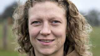 Den tidligere håndboldspiller Katrine Fruelund stillede op for Venstre i Randers Kommune.